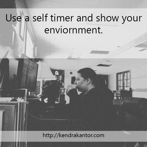 Tip to Improve Your Selfies by Kendra Kantor