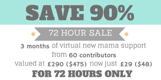 New Mama Welcome Pack Sale
