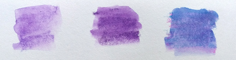 purple | Use Color To Show Your Mood In Your Art Journal by Kendra Kantor | http://kendrakantor.com